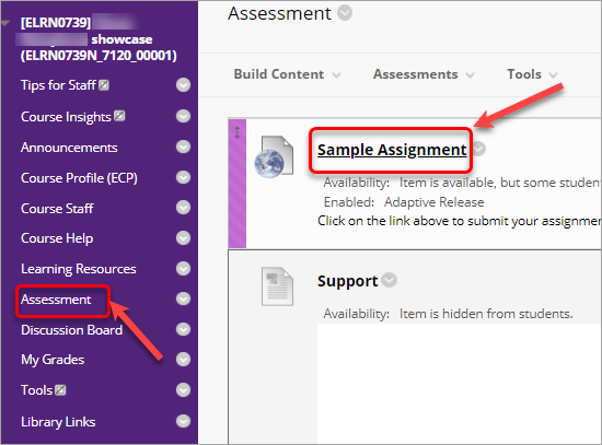 assess turnitin submission