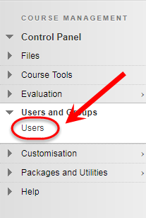Users and Groups - Users