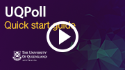 image of uqpoll