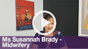 Susannah Brady video case study