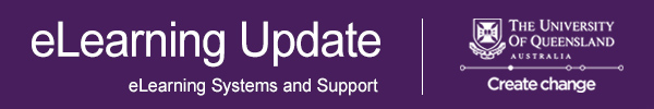 eLearning Update, eLearning Systems and Support