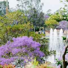 UQ waterfall